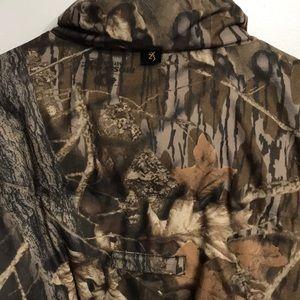 Browning Jackets & Coats - Browning Hunting Puffer Jacket reversible 3XL